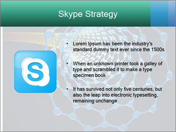 Nano tube PowerPoint Templates - Slide 8