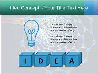 Nano tube PowerPoint Templates - Slide 80