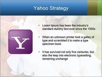 Beautiful bride PowerPoint Templates - Slide 11