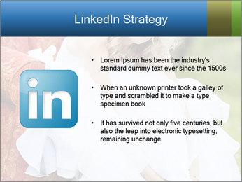 Beautiful bride PowerPoint Templates - Slide 12