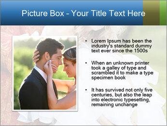 Beautiful bride PowerPoint Templates - Slide 13
