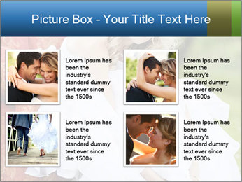 Beautiful bride PowerPoint Templates - Slide 14