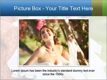 Beautiful bride PowerPoint Templates - Slide 15