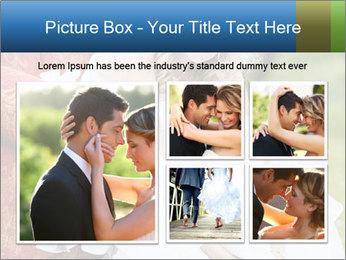 Beautiful bride PowerPoint Templates - Slide 19