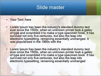 Beautiful bride PowerPoint Templates - Slide 2