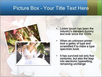 Beautiful bride PowerPoint Templates - Slide 20