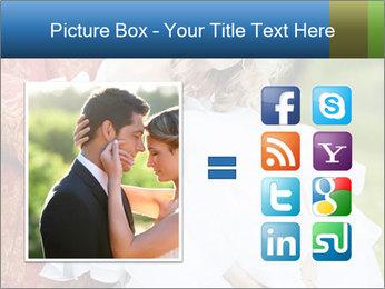 Beautiful bride PowerPoint Templates - Slide 21