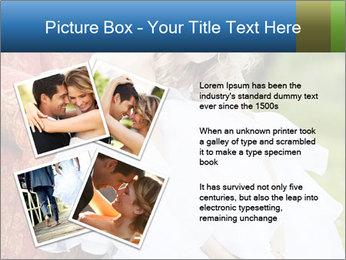 Beautiful bride PowerPoint Templates - Slide 23