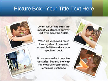 Beautiful bride PowerPoint Templates - Slide 24