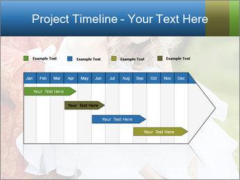 Beautiful bride PowerPoint Templates - Slide 25