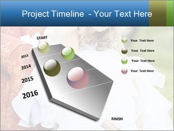 Beautiful bride PowerPoint Templates - Slide 26