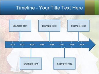 Beautiful bride PowerPoint Templates - Slide 28