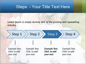 Beautiful bride PowerPoint Templates - Slide 4