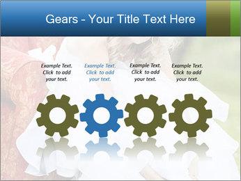 Beautiful bride PowerPoint Templates - Slide 48
