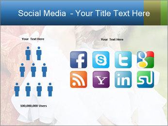 Beautiful bride PowerPoint Templates - Slide 5