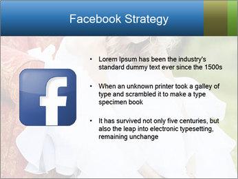 Beautiful bride PowerPoint Templates - Slide 6