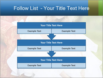 Beautiful bride PowerPoint Templates - Slide 60