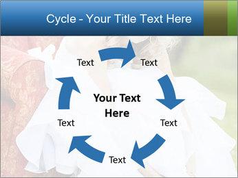 Beautiful bride PowerPoint Templates - Slide 62