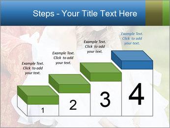 Beautiful bride PowerPoint Templates - Slide 64