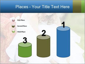 Beautiful bride PowerPoint Templates - Slide 65