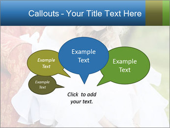 Beautiful bride PowerPoint Templates - Slide 73