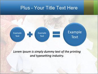 Beautiful bride PowerPoint Templates - Slide 75