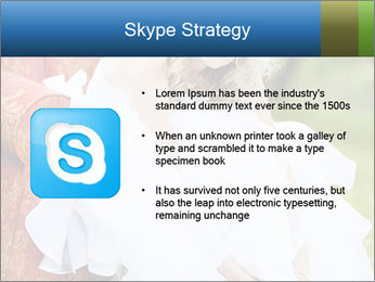 Beautiful bride PowerPoint Templates - Slide 8