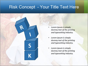 Beautiful bride PowerPoint Templates - Slide 81