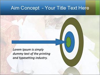 Beautiful bride PowerPoint Templates - Slide 83