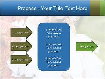 Beautiful bride PowerPoint Templates - Slide 85