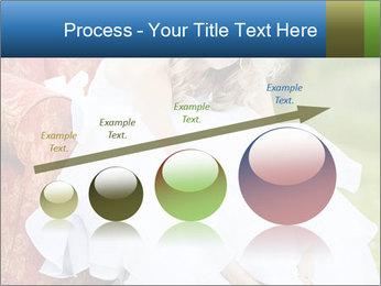 Beautiful bride PowerPoint Templates - Slide 87