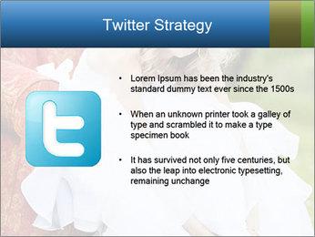 Beautiful bride PowerPoint Templates - Slide 9