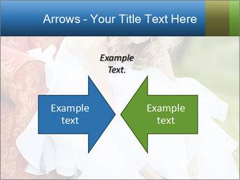 Beautiful bride PowerPoint Templates - Slide 90