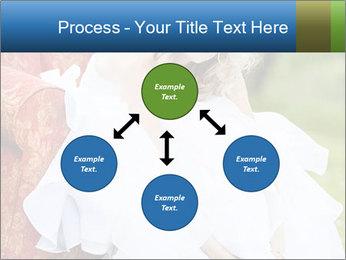 Beautiful bride PowerPoint Templates - Slide 91