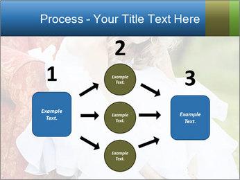Beautiful bride PowerPoint Templates - Slide 92