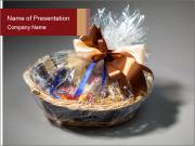 Gift basket PowerPoint Templates
