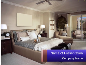 Interior Design PowerPoint Templates - Slide 1