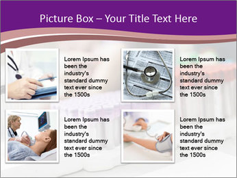 Blood PowerPoint Templates - Slide 14