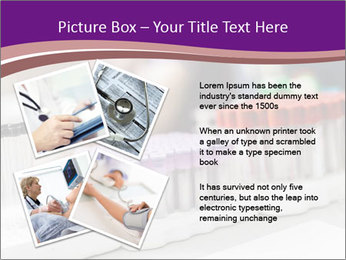 Blood PowerPoint Templates - Slide 23