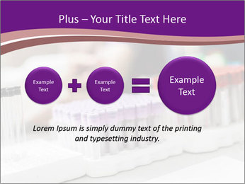 Blood PowerPoint Templates - Slide 75