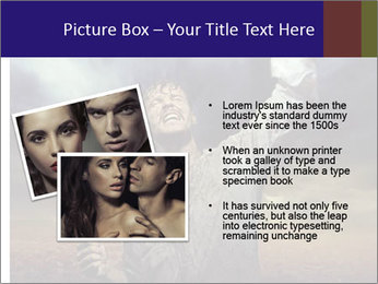 Triumphant man PowerPoint Templates - Slide 20