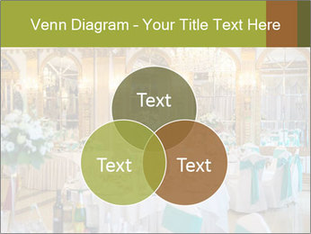 Banquet tables PowerPoint Template - Slide 33