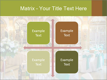 Banquet tables PowerPoint Template - Slide 37