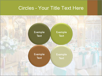 Banquet tables PowerPoint Template - Slide 38
