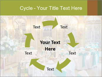 Banquet tables PowerPoint Template - Slide 62