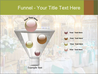 Banquet tables PowerPoint Template - Slide 63