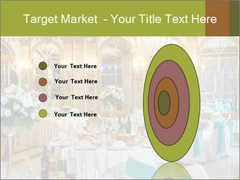 Banquet tables PowerPoint Template - Slide 84