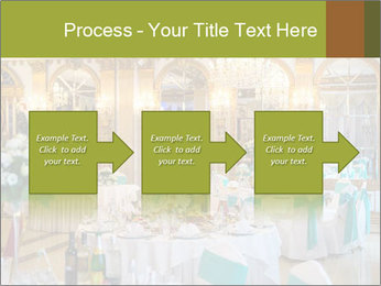 Banquet tables PowerPoint Template - Slide 88