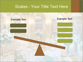 Banquet tables PowerPoint Templates - Slide 89