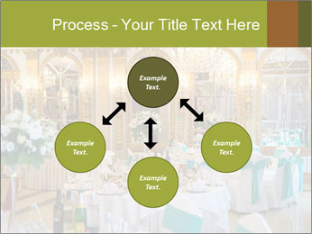 Banquet tables PowerPoint Template - Slide 91